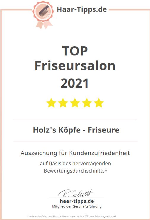Top Friseur 2021